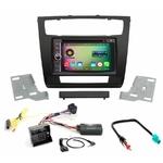 Pack autoradio Android GPS BMW Série 1 de 2006 à 2012 - WIFI Bluetooth écran tactile HD - Climatisation automatique