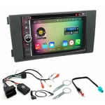 Pack autoradio Android GPS Audi A6 de 1998 à 2004 - WIFI Bluetooth écran tactile HD
