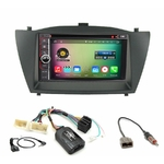 Pack autoradio Android GPS Hyundai ix35 de 2010 à 2013 - WIFI Bluetooth écran tactile HD