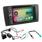 Pack autoradio Android GPS Audi A3 de 2003 à 2012 - WIFI Bluetooth écran tactile HD