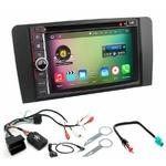 Pack autoradio Android GPS Audi A3 de 2003 à 2012 - WIFI Bluetooth écran tactile HD