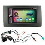 Pack autoradio Android GPS Audi A4 de 2002 à 2006 & Seat Exeo - WIFI Bluetooth écran tactile HD