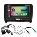 Pack autoradio Android GPS Audi TT de 2006 à 2012 - WIFI Bluetooth écran tactile HD