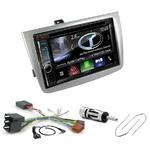 Autoradio Navigation CarPlay et Android Auto DNX5170BTS, DNX450TR ou DNX8170DABS Alfa Romeo Mito de 2008 à 2014
