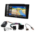 Autoradio GPS Kia Ceed de 2006 à 2009 - iLX-702D, iLX-F903D, INE-W990HDMI ou INE-W710D au choix
