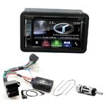 Autoradio Navigation CarPlay et Android Auto DNX5180BTS, DNX451RVS ou DNX8180DABS Alfa Romeo 159, Brera & Spider depuis 2005