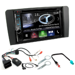Autoradio Navigation CarPlay et Android Auto DNR4190DABS, DNX5190DABS ou DNX9190DABS Audi A3 de 2003 à 2012