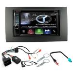 Autoradio Navigation CarPlay et Android Auto DNX5170BTS, DNX450TR ou DNX8170DABS Audi A4 de 2004 à 2008 et Seat Exeo