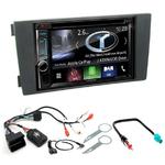 Autoradio Navigation CarPlay et Android Auto DNR4190DABS, DNX5190DABS ou DNX9190DABS Audi A6 de 1998 à 2004