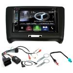 Autoradio Navigation CarPlay et Android Auto DNX5180BTS, DNX451RVS ou DNX8180DABS Audi TT de 2006 à 2012