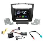 Autoradio Navigation CarPlay et Android Auto DNX5170BTS, DNX450TR ou DNX8170DABS BMW Série 1 E81 E82 E87 E88 de 2005 à 2012