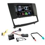 Autoradio Navigation CarPlay et Android Auto DNX5170BTS, DNX450TR ou DNX8170DABS BMW Série 3 E90 E91 E92 E93 de 2005 à 2012