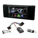 Autoradio Navigation CarPlay et Android Auto DNX5180BTS, DNX451RVS ou DNX8180DABS BMW Série 5 E39 & X5 E53
