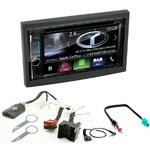 Autoradio Navigation CarPlay et Android Auto DNX5180BTS, DNX451RVS ou DNX8180DABS Citroën C2, C3, Berlingo, Jumpy, Fiat Scudo et Peugeot 207 307 Expert et Partner