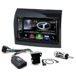 Autoradio Navigation CarPlay et Android Auto DNX5170BTS, DNX450TR ou DNX8170DABS Peugeot Boxer Fiat Ducato et Citroën Jumper de 2011 à 2014