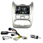 Autoradio Navigation CarPlay et Android Auto DNX5170BTS, DNX450TR ou DNX8170DABS Dacia Sandero Duster & Logan depuis 2011