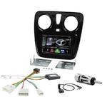 Autoradio Navigation CarPlay et Android Auto DNX5170BTS, DNX450TR ou DNX8170DABS Dacia Lodgy Sandero Duster & Dokker