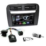 Autoradio Navigation CarPlay et Android Auto DNX5180BTS, DNX451RVS ou DNX8180DABS Fiat Grande Punto de 2005 à 2009
