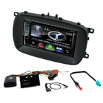 Autoradio Navigation CarPlay et Android Auto DNR4190DABS, DNX5190DABS ou DNX9190DABS Fiat 500X