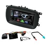 Autoradio Navigation CarPlay et Android Auto DNX5180BTS, DNX451RVS ou DNX8180DABS Fiat 500X