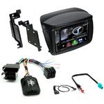Autoradio 2-DIN GPS DNX5180BTS, DNX5180BTS, DNX8180DABS ou NX706E Fiat Doblo de 2010 à 2015 et Opel Combo de 2012 à 2015