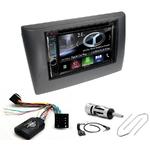 Autoradio Navigation CarPlay et Android Auto DNX5180BTS, DNX451RVS ou DNX8180DABS Fiat Stilo 2001 à 2007