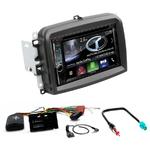 Autoradio Navigation CarPlay et Android Auto DNX5180BTS, DNX451RVS ou DNX8180DABS Fiat 500L