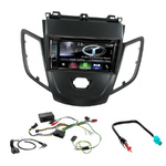Autoradio Navigation CarPlay et Android Auto DNX5170BTS, DNX450TR ou DNX8170DABS Ford Fiesta de 2008 à 2012