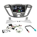 Autoradio Navigation CarPlay et Android Auto DNX5180BTS, DNX451RVS ou DNX8180DABS Ford Transit Custon et Tourneo Custom