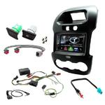 Autoradio Navigation CarPlay et Android Auto DNX5180BTS, DNX451RVS ou DNX8180DABS Ford Ranger de 2012 à 2016