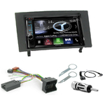 Autoradio Navigation CarPlay et Android Auto DNX5170BTS, DNX450TR ou DNX8170DABS Ford Mondeo 2003 à 2007