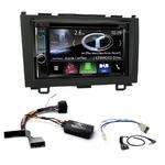 Autoradio Navigation CarPlay et Android Auto DNX5180BTS, DNX451RVS ou DNX8180DABS Honda CR-V 2006 à 2012