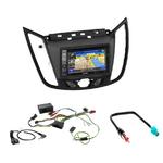 Pack autoradio GPS Ford C-Max depuis 2010 et Kuga depuis 2013 - iLX-F903D, INE-W990HDMI, INE-W710D ou INE-W987D au choix