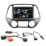 Autoradio Navigation CarPlay et Android Auto DNX5170BTS, DNX450TR ou DNX8170DABS Hyundai i20 depuis 2012