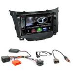 Autoradio Navigation CarPlay et Android Auto DNX5170BTS, DNX450TR ou DNX8170DABS Hyundai i30 depuis 03/2012