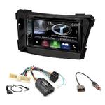 Autoradio Navigation CarPlay et Android Auto DNR4190DABS, DNX5190DABS ou DNX9190DABS Hyundai i40 depuis 06/2011