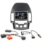 Autoradio Navigation CarPlay et Android Auto DNX5170BTS, DNX450TR ou DNX8170DABS Hyundai i30 de 2007 à 2012 - climatisation manuelle