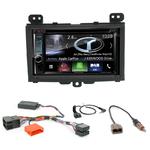 Autoradio Navigation CarPlay et Android Auto DNX5170BTS, DNX450TR ou DNX8170DABS Hyundai i20 de 03/2009 à 2012