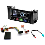 Autoradio Navigation CarPlay et Android Auto DNX5170BTS, DNX450TR ou DNX8170DABS Jeep Commander, Grand Cherokee, Liberty, Wrangler depuis 2007