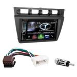 Autoradio Navigation CarPlay et Android Auto DNX5180BTS, DNX451RVS ou DNX8180DABS Kia Picanto de 2004 à 2007