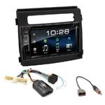 Autoradio Navigation CarPlay et Android Auto DNX5170BTS, DNX450TR ou DNX8170DABS Kia Soul de 2012 à 2014