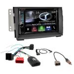 Autoradio Navigation CarPlay et Android Auto DNX5180BTS, DNX451RVS ou DNX8180DABS Kia Venga de 2010 à 2018