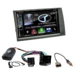 Autoradio Navigation CarPlay et Android Auto DNX5180BTS, DNX451RVS ou DNX8180DABS Kia Cee'd de 2009 à 2012