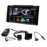 Autoradio Navigation CarPlay et Android Auto DNX5180BTS, DNX451RVS ou DNX8180DABS Kia Cee'd de 2006 à 2009