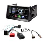Autoradio Navigation CarPlay et Android Auto DNX5180BTS, DNX451RVS ou DNX8180DABS Kia Soul de 11/2008 à 2012