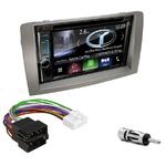 Autoradio Navigation CarPlay et Android Auto DNX5170BTS, DNX450TR ou DNX8170DABS Lancia Musa de 2004 à 2012