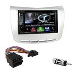 Autoradio Navigation CarPlay et Android Auto DNX5180BTS, DNX451RVS ou DNX8180DABS Lancia Delta depuis 2009