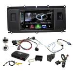 Autoradio Navigation CarPlay et Android Auto DNX5180BTS, DNX451RVS ou DNX8180DABS Range Rover Evoque de 2011 à 2015