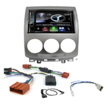 Autoradio Navigation CarPlay et Android Auto DNX5170BTS, DNX450TR ou DNX8170DABS Mazda 5 de 05/2005 à 03/2008