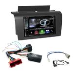 Autoradio Navigation CarPlay et Android Auto DNX5170BTS, DNX450TR ou DNX8170DABS Mazda 3 de 2004 à 2009